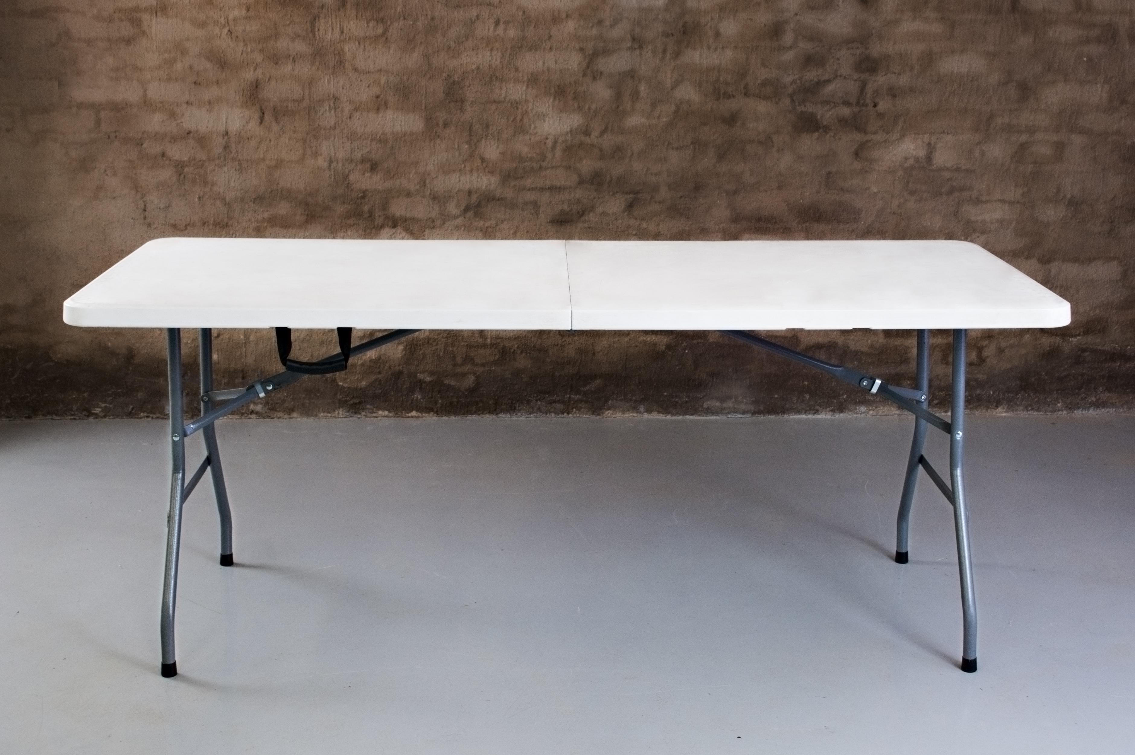 Rectangular table 0 77x1 8m r35