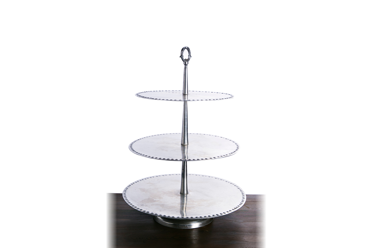 Extra Large 3 Tier Cup Cake Stand 70cm R150